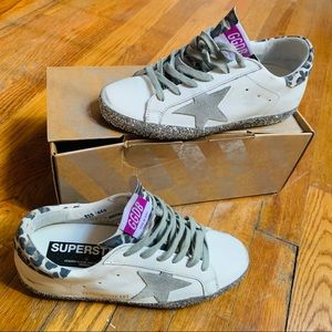 $680 Golden goose sneakers limited 36 6.5 star